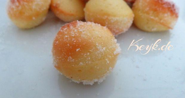 Quarkbällchen - Nicht frittiert - Unfrittiert