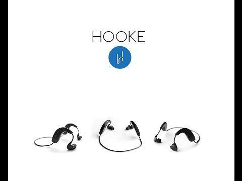 Hooke Audio - Binaural Recording Headphones with 3D Audio