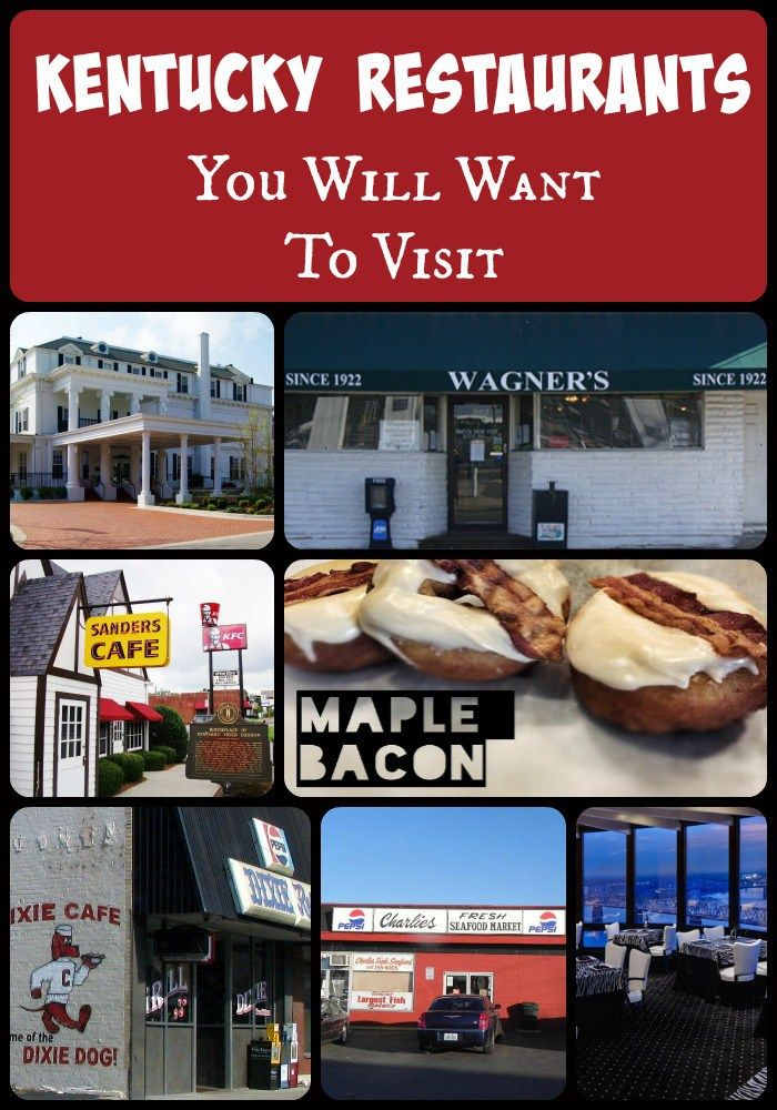Are you planning a visit to Kentucky? Or maybe you are a Kentucky resident looking for a new place for dinner. We have the ultimate list for you! There are so many delicious restaurants in Kentucky…
