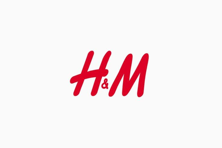 H&M in comic sans