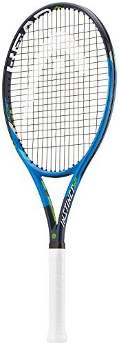 Head Graphene Touch Instinct MP Tennis Racquet - http://www.closeoutracquets.com/tennis-racquets/head-graphene-touch-instinct-mp-tennis-racquet/