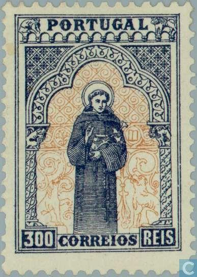 Portugal [PRT] - Saint Anthony of Lisbon 1895