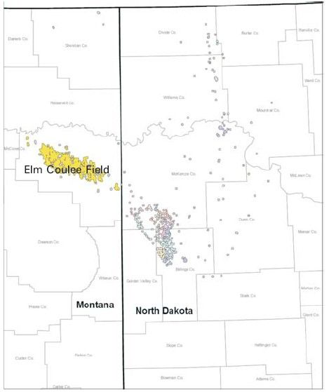 8 best rocks that i have researched in my career images on pinterest map of bakken formation reservoirs in the us portion of the williston basin saskatchewan is fandeluxe Image collections