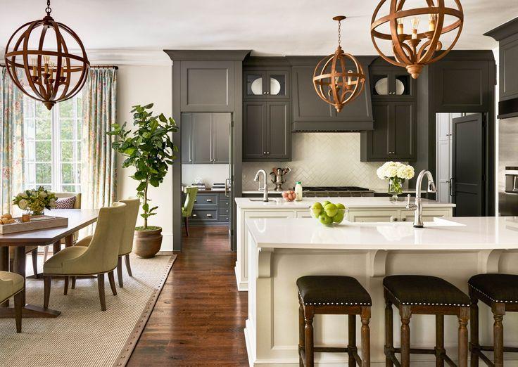 Kitchen Interior Design | Traci Zeller Designs | Charlotte, NC