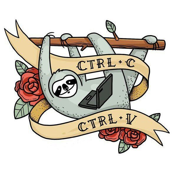 #programmerslife #lazydevelopers #programmers #tattoo by kitsuneinsta