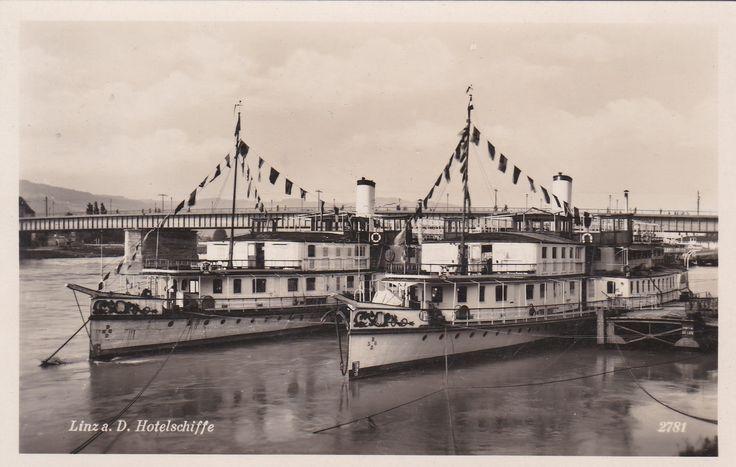 Linz a, D. Hotelschiffe
