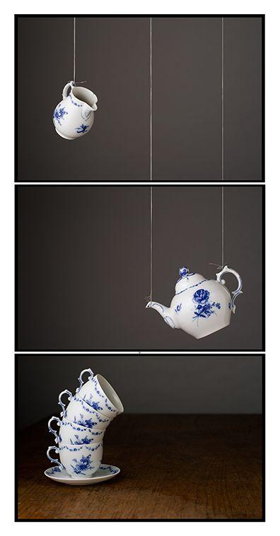 Tea cups - Joachim Froese