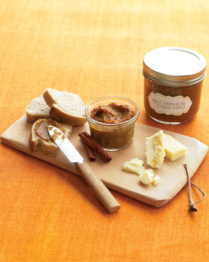 Fall's iconic orange gourd has a place beyond October 31: as pumpkin butter, a fiber-filled spread packed with beta-carotene. Chef Mary Dumont of Harvest restaurant in Cambridge, Massachusetts, shares her take on this seasonal spread.