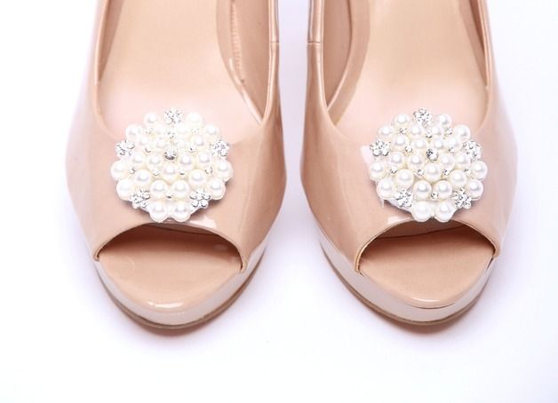 klipsy do butów Bridelle - How-Do-I-Look - Klipsy do butów