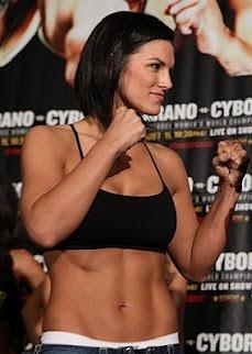 Gina carano ultimate workout