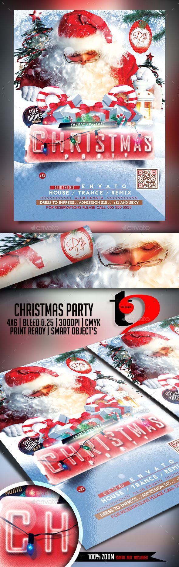 68 best Idea images on Pinterest | Flyer template, Party flyer and ...