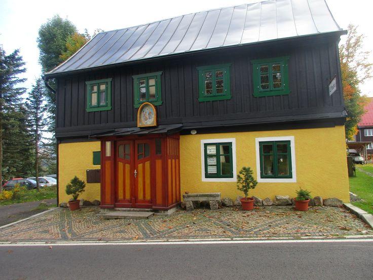 Abertamy - Krušné hory - Česko