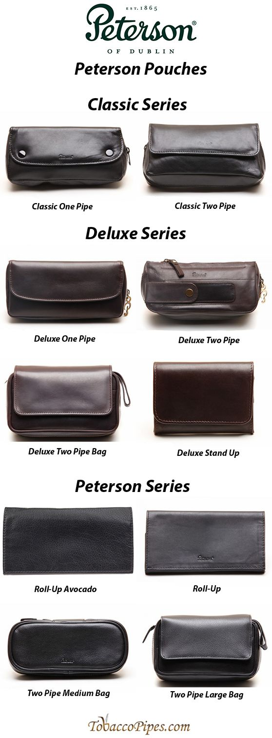 Peterson Pouches and Bags