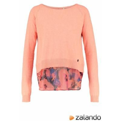 khujo RUBY Jumper papaya #sweater #covetme #khujo