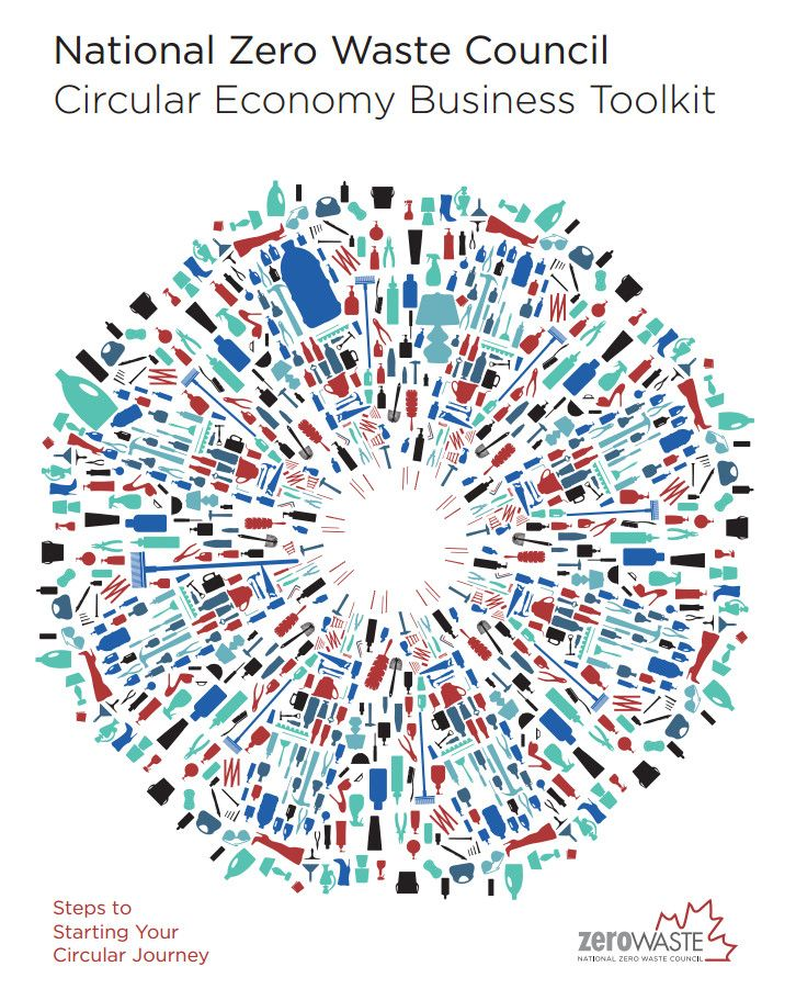 """Circular Economy Business Toolkit: Steps to Starting Your Circular Journey"" - xiami2000. Posted by www.EurekaKing.com"