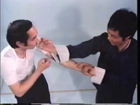 Wing Chun Combat Drills Part One Basic Blocks & Traps - YouTube