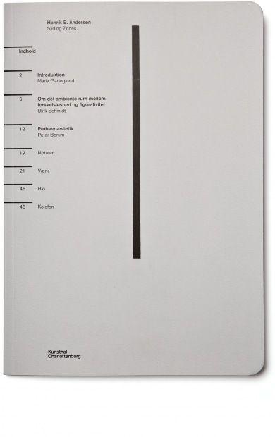 Rasmus Koch Studio : Henrik B. Andersen – Sliding Zones