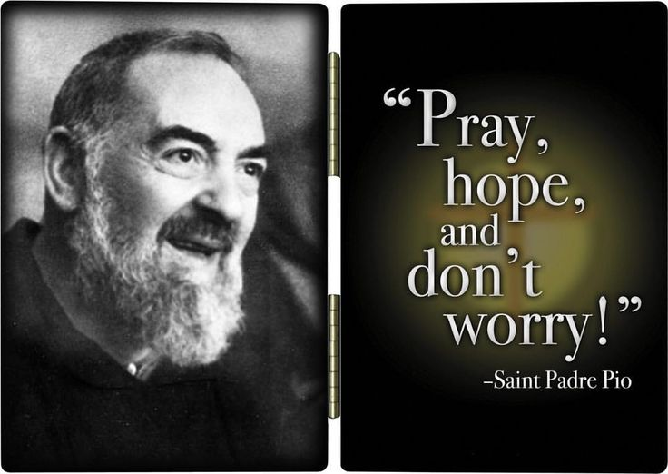 Today  we are happy to start the nine day novena prayer to Saint Padre Pio. Please join us on this first day and check back daily for the next days prayer. God bless.  Day 1 - Beloved St. Pio of Pietrelcina, you have had the signs of the Passion of Our Lord Jesus Christ on your body. You have carried this stigmata for everyone, enduring both the physical and mental sufferings that racked your soul and body in a continual sacrifice. We beg you to pray for us, so that we will be able to…