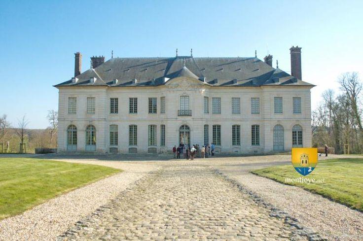 Château Domaine de Villarceaux - Château et Patrimoine de France, montjoye.net