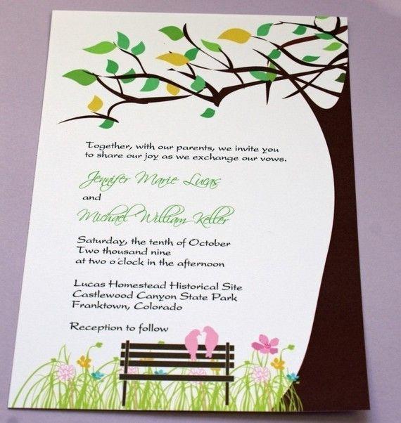 The 25+ best Wedding invitation samples ideas on Pinterest - free wedding invitation samples by mail