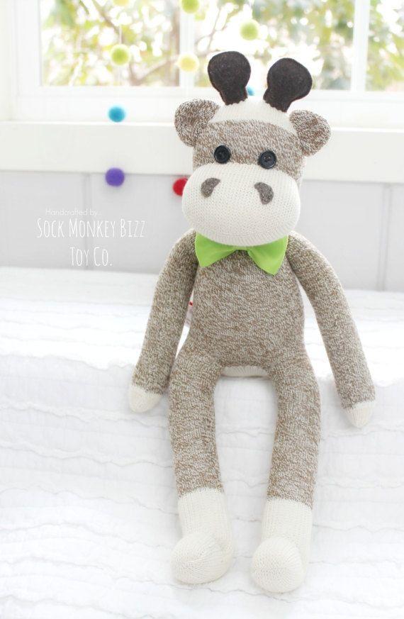 New Design Kid's Toy Stuffed Giraffe Plush Doll