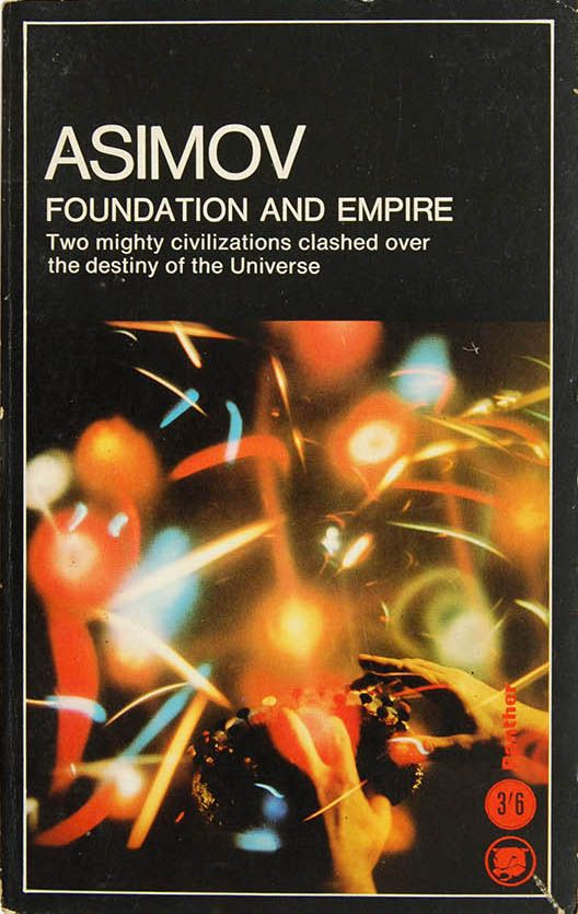 Foundation and Empire by Isaac Asimov (Panther:1965)