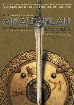 Amazonlar/Bale