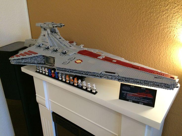 Lego UCS Venator Star Destroyer