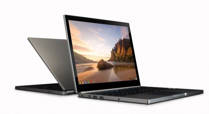 Chromebook Pixel 2 possibly in the works.  The Google Chromebook Pixel was a hit and miss in terms of release. It was a hit in terms of high-end hardware which runs beautifully, but a miss in terms of pricing and wide-spread acceptance. But it seems that Google may be working on a sequel, [READ MORE HERE]