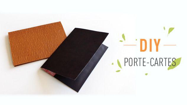 Réalisez rapidement et facilement un joli porte-cartes avec le DIY porte-cartes de L'Éclat de Verre Encadreur - Créateur.