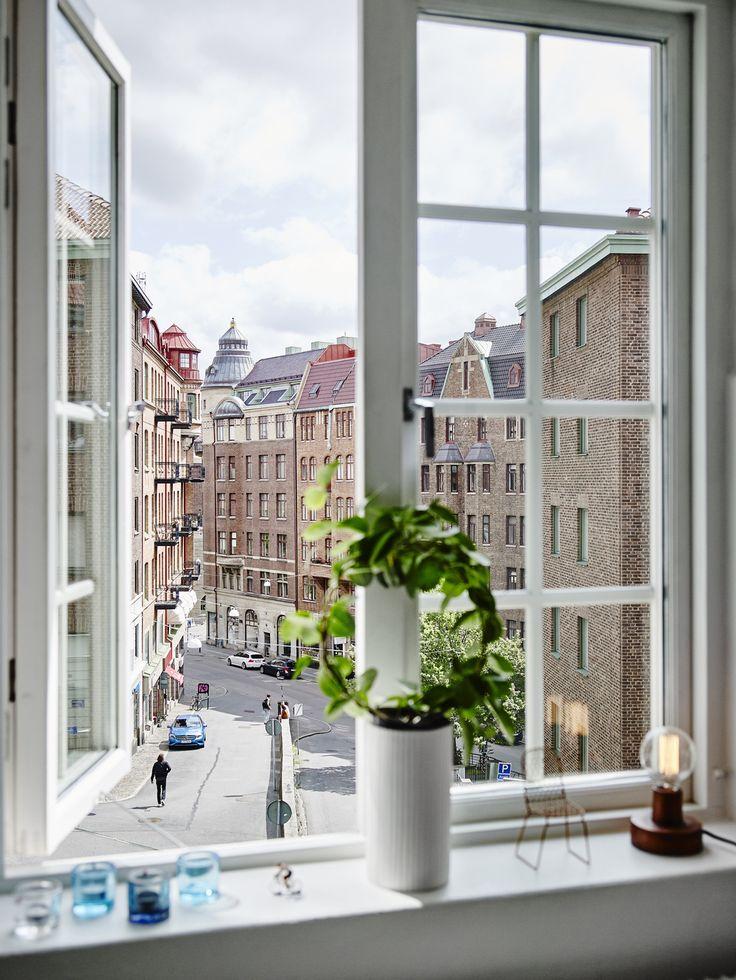 Housing Court, Lasarettsgatan 6 in GÖTEBORG - Entrance Real Estate Brokerage