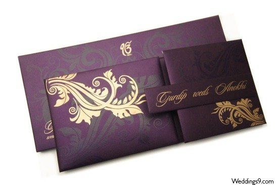 Dazzling Magnetic Invitation 2,Dazzling Magnetic Invitation 2 folding Wedding Invitation and RSVP