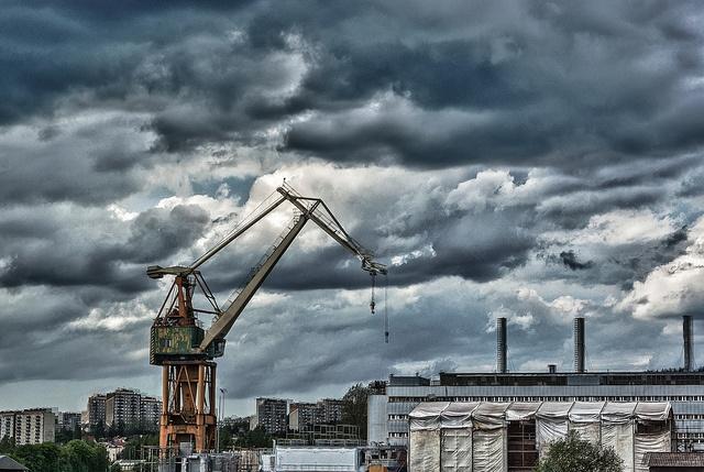 Port Gdynia by ohayojp, via Flickr
