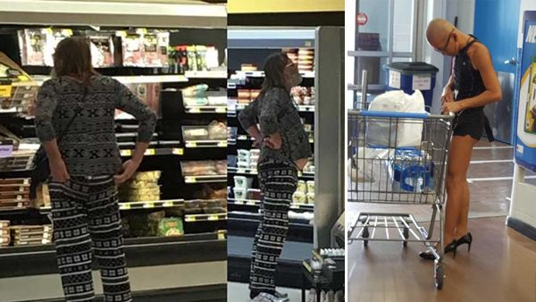 People of Walmart photos (17 pics)