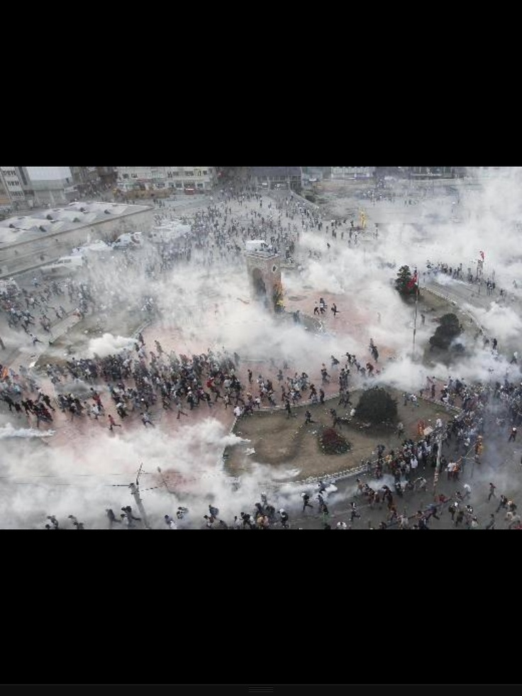 TAKSIM ISTANBUL NOW #gezipark