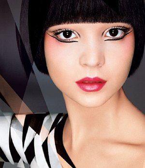 Makijaż idealny na przyjęcie w stylu retro #makeup #party