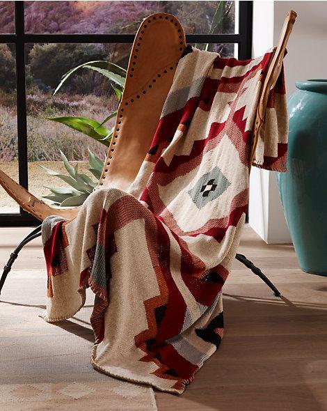 Ralph Lauren Rio Vista Throw blanket