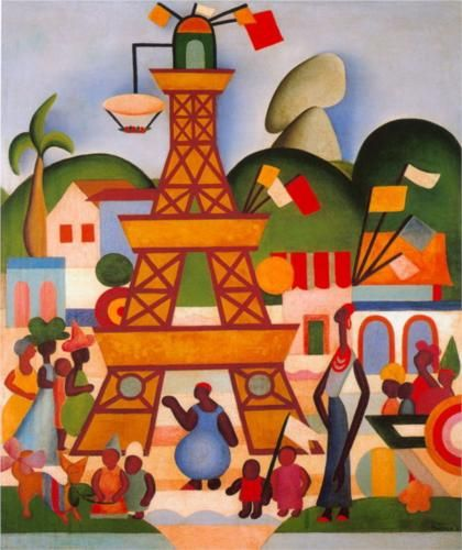 Carnaval em Madureira - Tarsila do Amaral  https://www.artexperiencenyc.com/social_login/?utm_source=pinterest_medium=pins_content=pinterest_pins_campaign=pinterest_initial