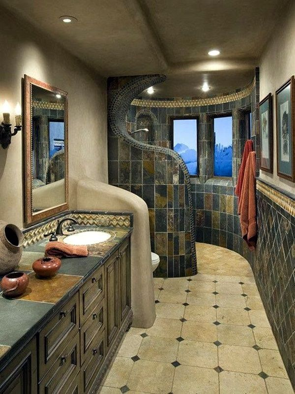 Pics Of  Clever Men Cave Bathroom Ideas