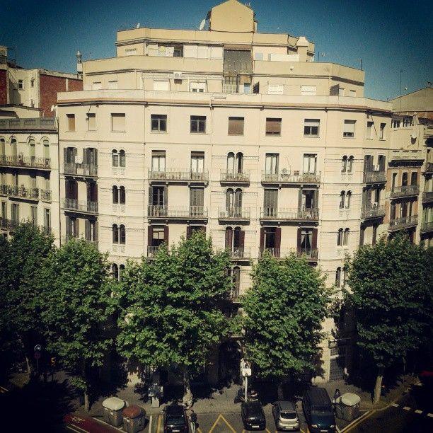 Carrer d'Aribau , город Barcelona, Cataluña