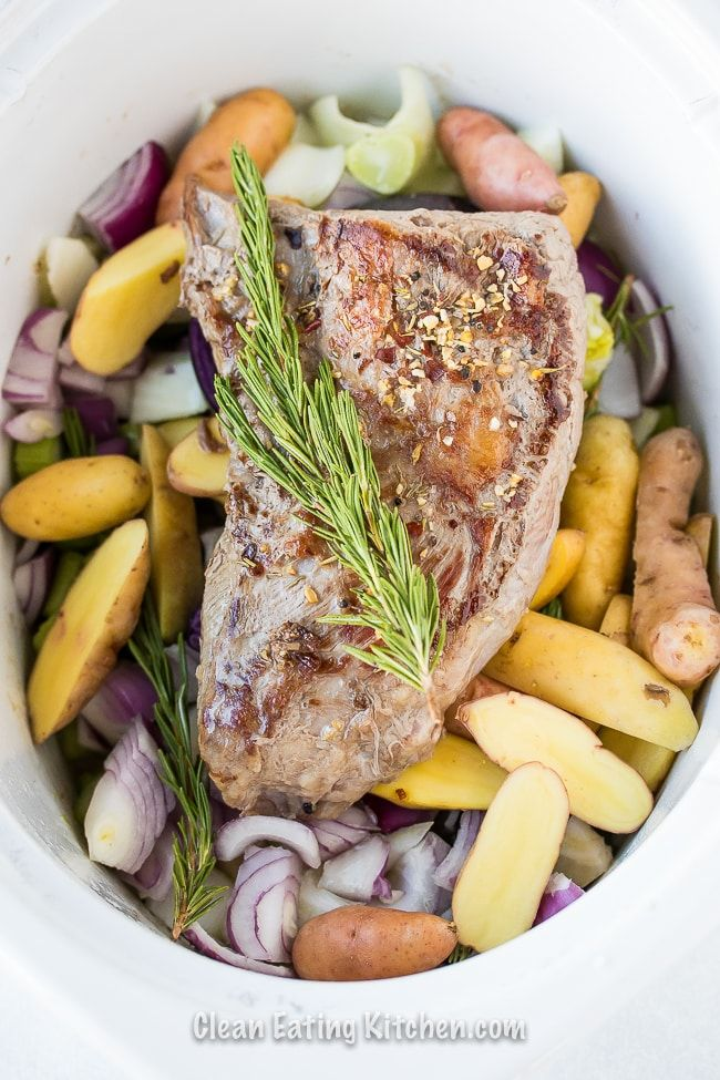 Slow Cooker Pot Roast (Gluten-Free & Whole30) – Clean Eating Kitchen   – Healthy Eating Recipes