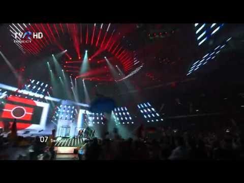HD Eurovision 2011 Sweden: Eric Saade - Popular (Final)