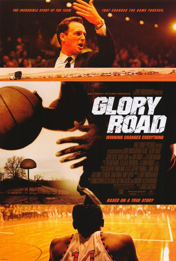 Glory Road 27x40 Movie Poster (2006)