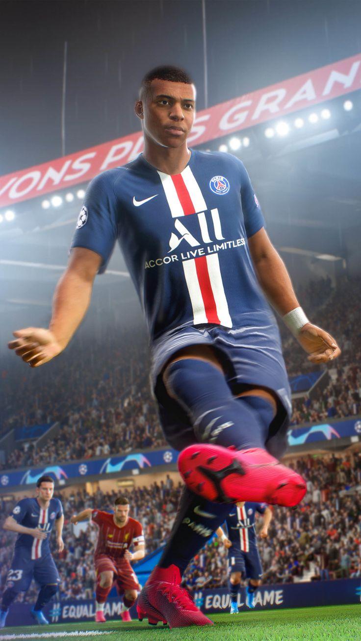 FIFA 21 Poster 4K Ultra HD Mobile Wallpaper in 2020 Fifa