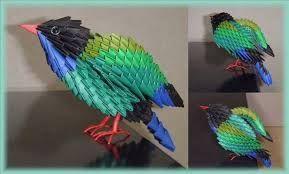Afbeeldingsresultaat voor origami 3D