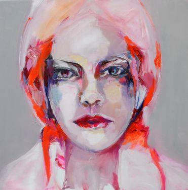 "Saatchi Online Artist Patricia Derks; Painting, ""Dreaming "" #art"