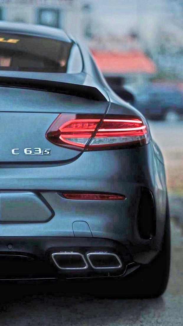 C63 S