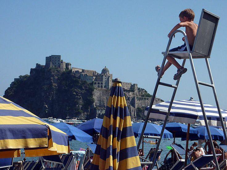 """""""Qui il #mare è stupendo!!!"""" #ischia #ischiaponte"""