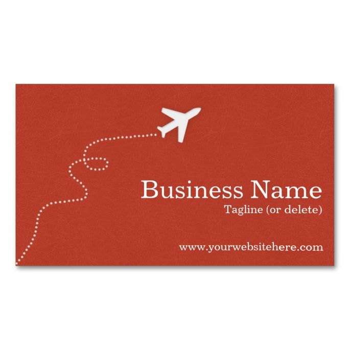 2182 best Travel Business Card Templates images on Pinterest