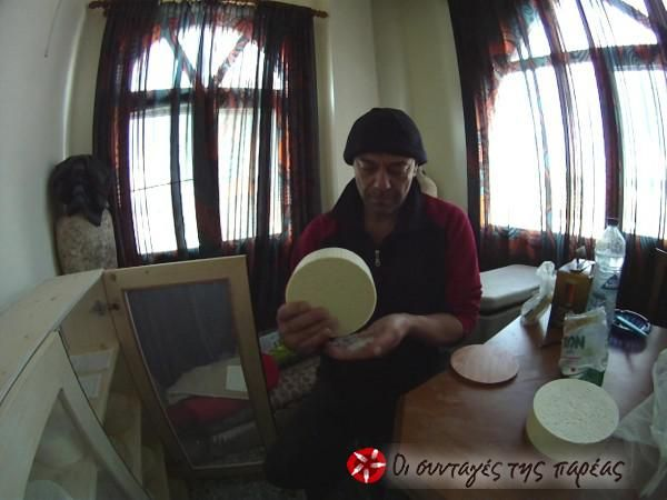 Φτιάχνω τυρί γραβιέρα #sintagespareas